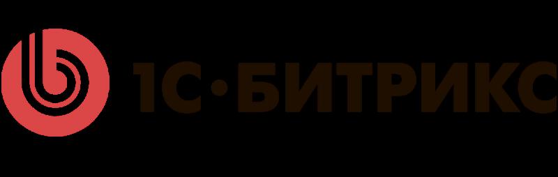 Логотип компании 1с-битрикс